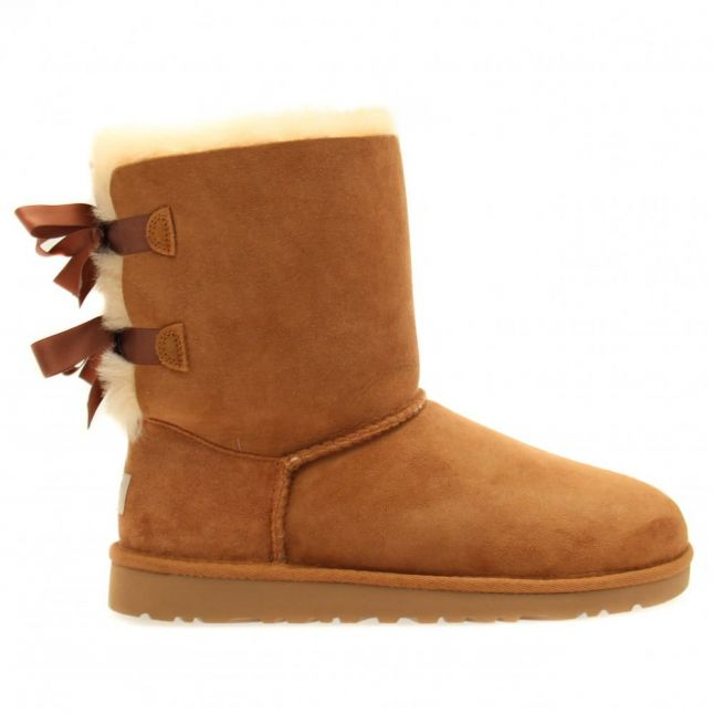 Youth Chestnut Bailey Bow Boots (4-5)