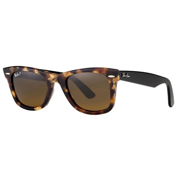 Spotted Brown Havana RB2140 Wayfarer Sunglasses