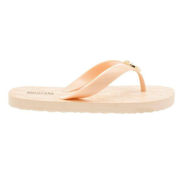 Girls Pink Zentaylo Flip Flop