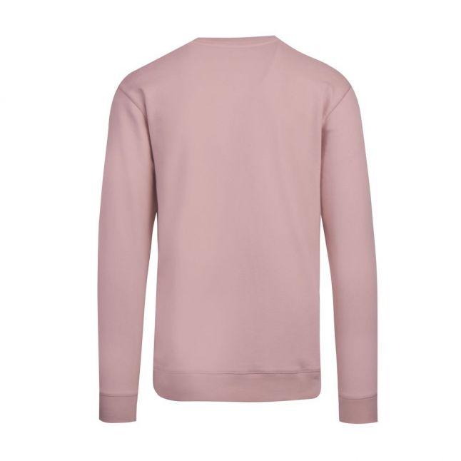 Casual Mens Light Pink Weevo 2 Sweat Top