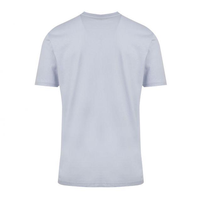 Casual Mens Pale Blue Tsummer 6 S/s T Shirt