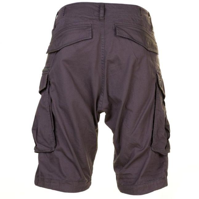 Mens Gs Grey Rovic Zip Shorts