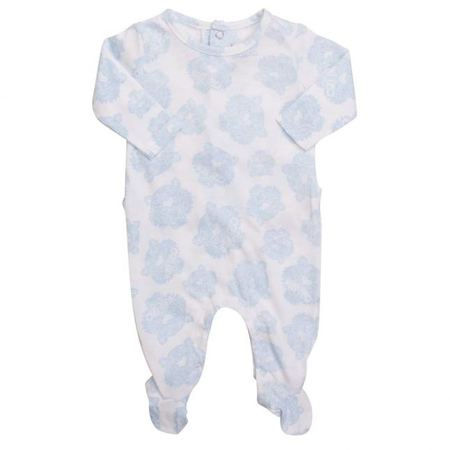 Baby Light Blue Barou Set