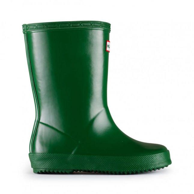 Kids Green First Classic Wellington Boots (4-8)