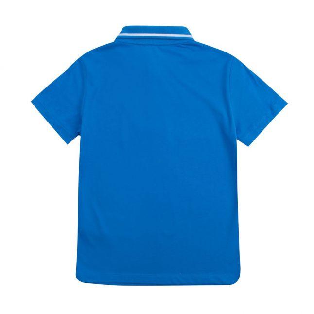 Boys Blue Core ID S/s Polo Shirt