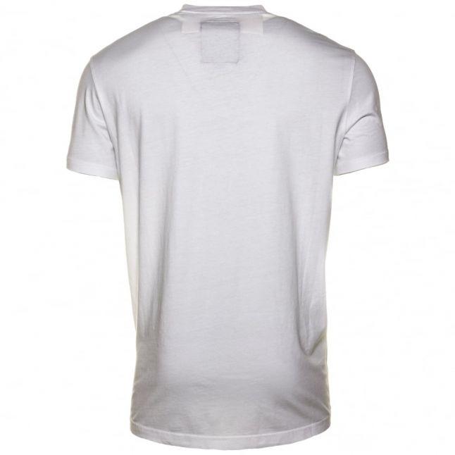 Mens White Warth S/s Tee Shirt
