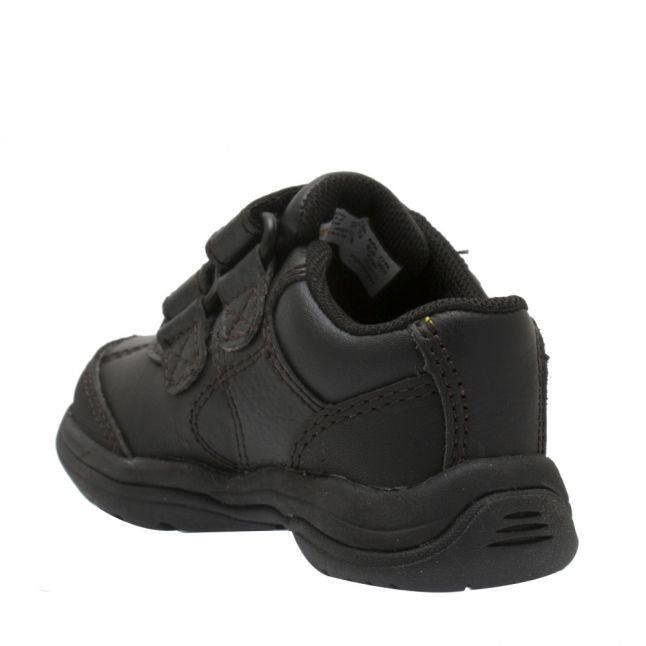 Toddler Black Woodman Park Shoes (20-30)