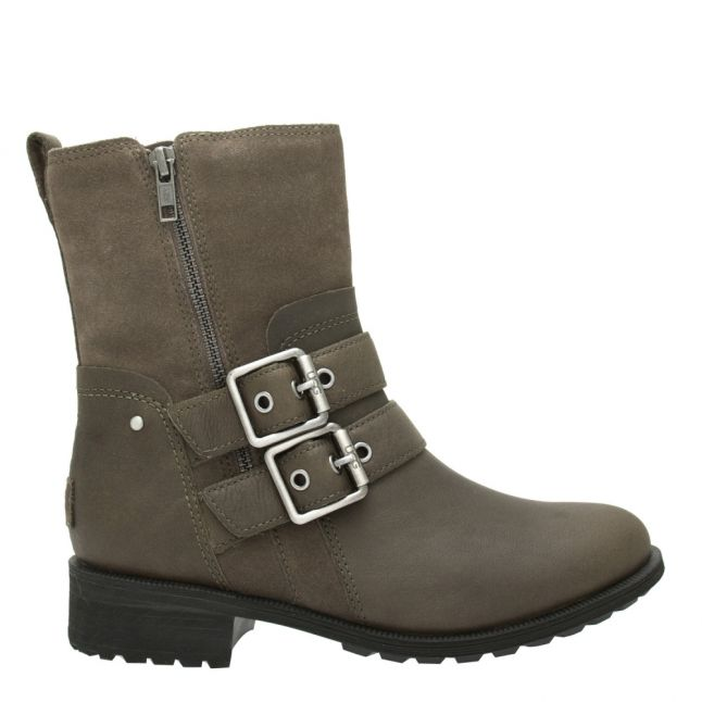 Womens Slate Wilde Buckle Boots