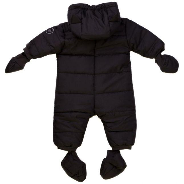 Baby Black Kitten Snowsuit
