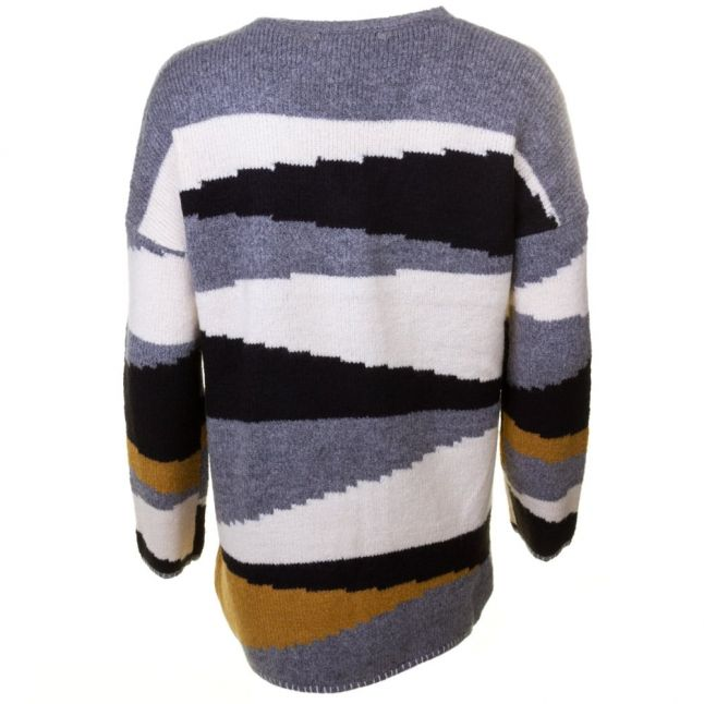 Womens Black Vitotem Knitted Cardigan