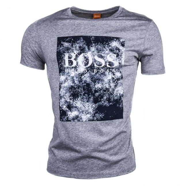 Mens Medium Grey Theon 1 S/s Tee Shirt
