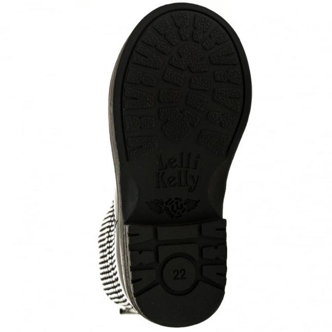 Girls Black Patent Betty Boots (22-27)