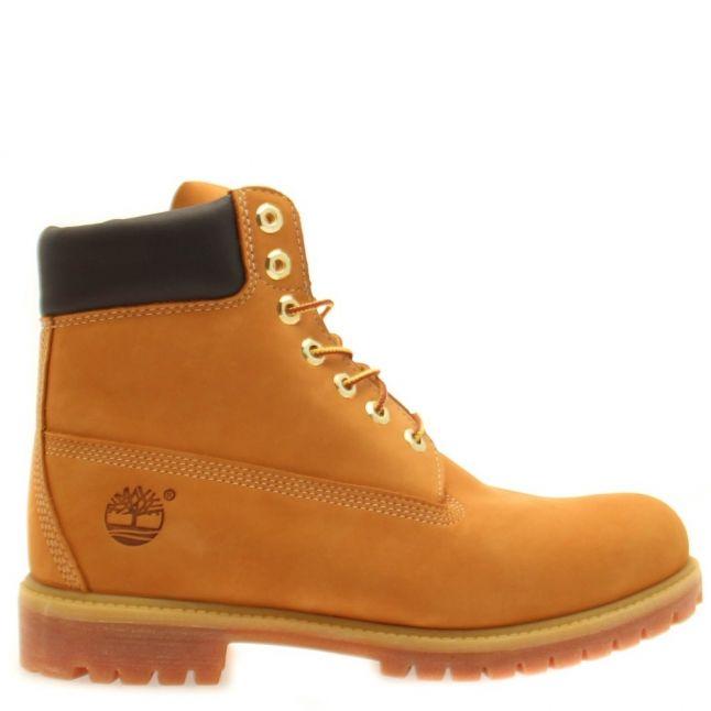 Mens Wheat Classic 6 Inch Premium Boots