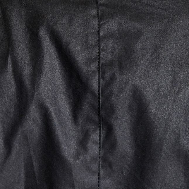 Mens Navy Ashby Waxed Jacket