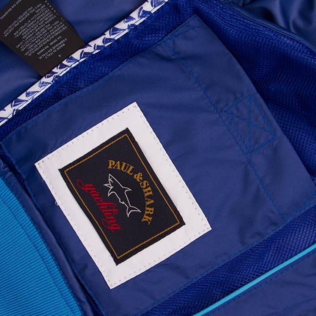 Boys Blue Woven Jacket