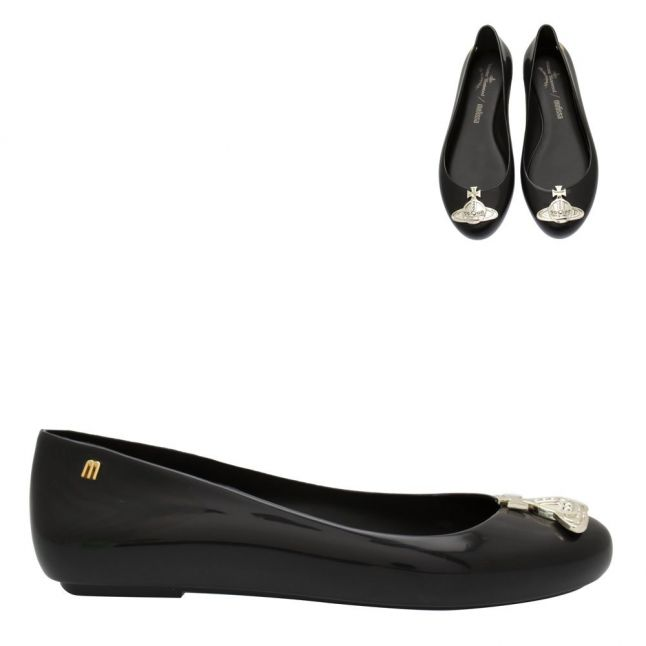 Vivienne Westwood Black Orb Recycle Sweet Love Viv Shoes