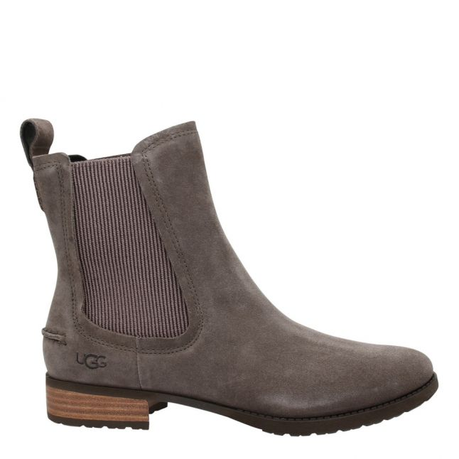 Womens Slate Hillhurst II Suede Boots