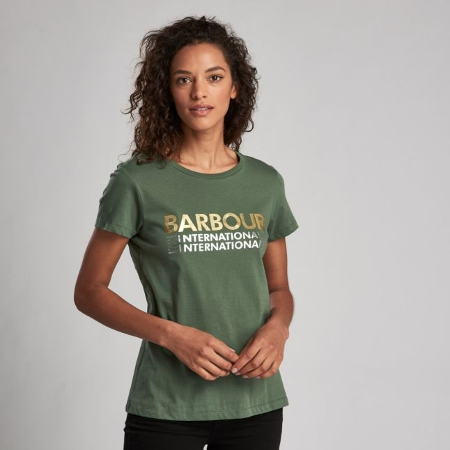 Womens Tussock Trackrace S/s T Shirt