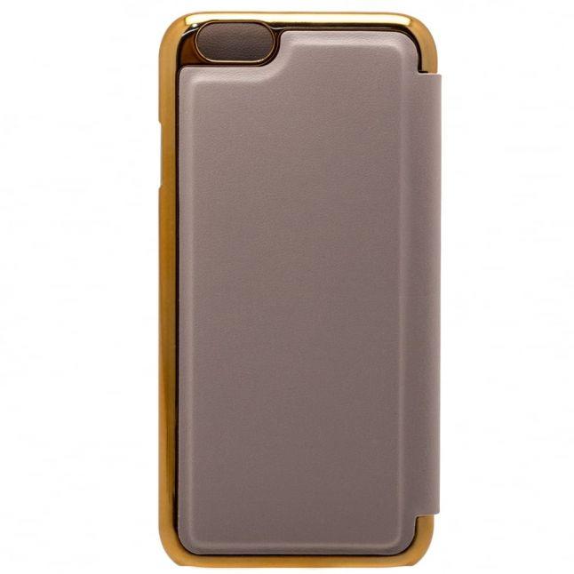 Womens Mid Purple Shannon iPhone 6/6S Mirror Flip Case