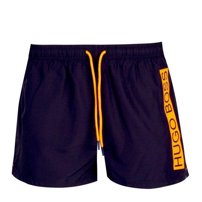 Mens Navy Mooneye Short Swim Shorts