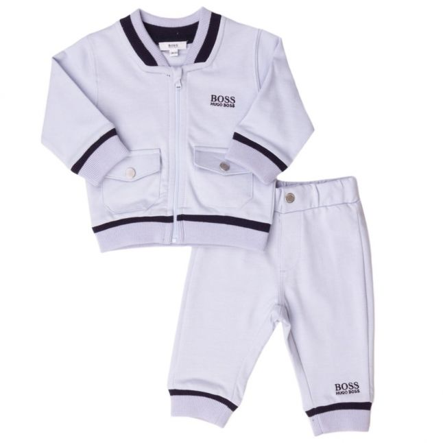 Baby Pale Blue Tracksuit