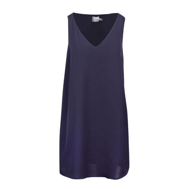 Womens Navy Blazer Vijahula Sleeveless Dress