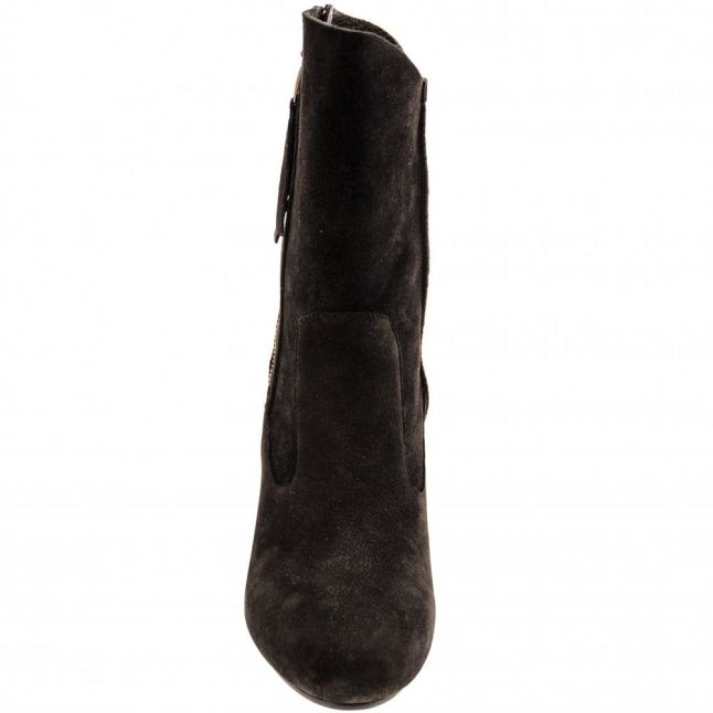 Womens Black Athena Boots