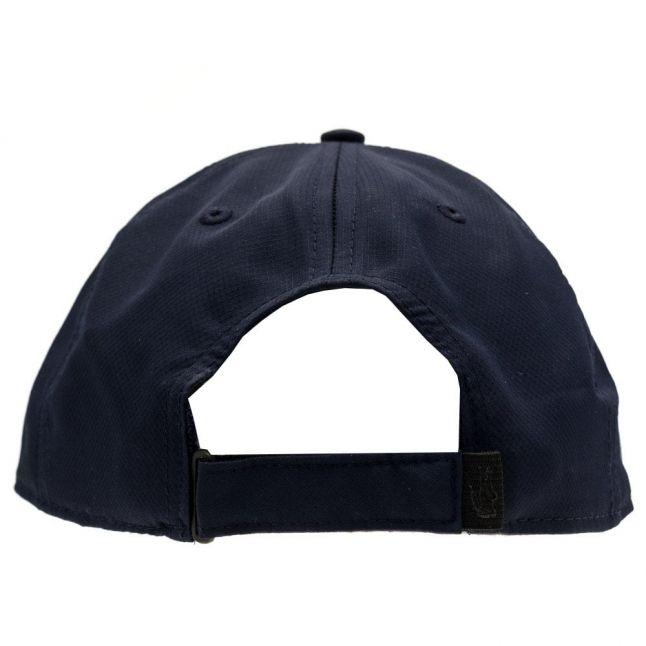 Mens Navy Branded Cap