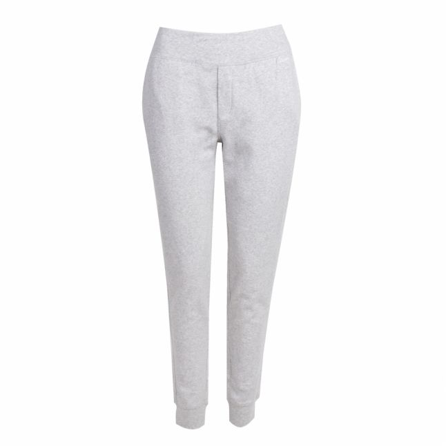 Womens Grey Heather Casual Joggers