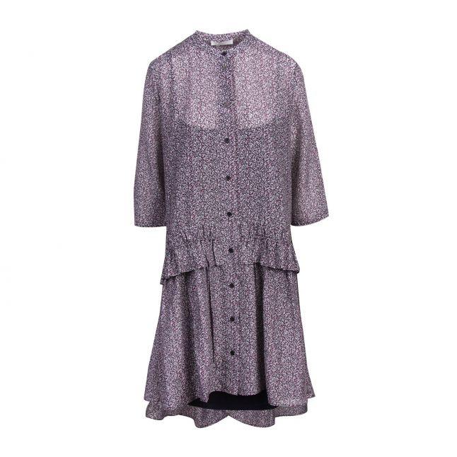 Womens Multi Cea_1 Oversized Shift Dress