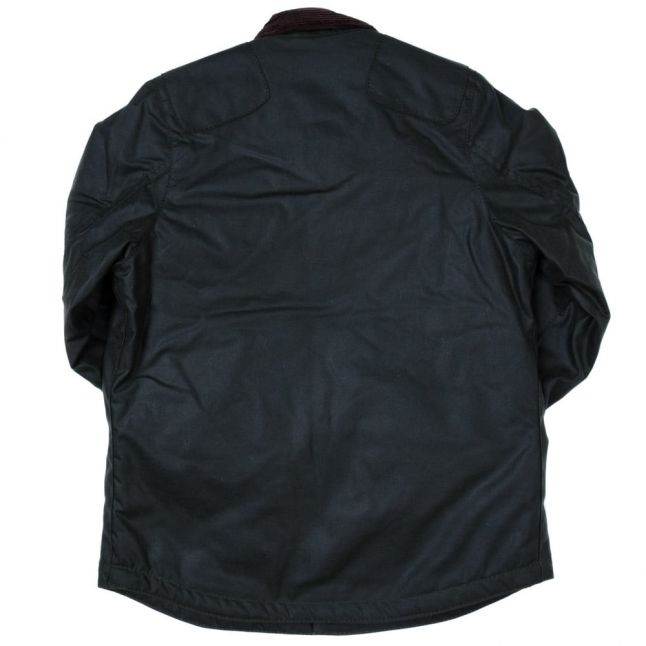 Boys Sage Winter Reelin Waxed Jacket