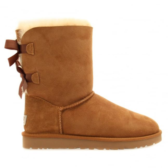 Womens Chestnut Bailey Bow Boots