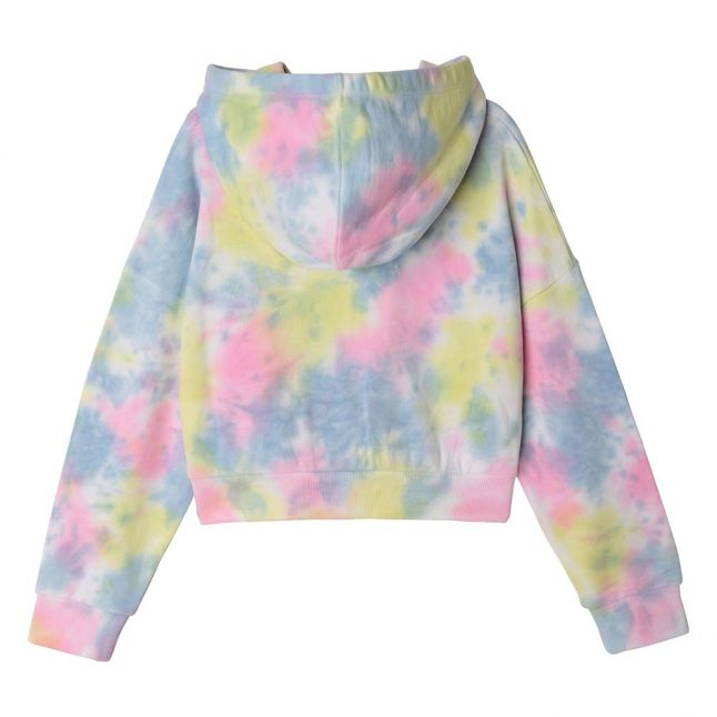 Girls Assorted Cloudy Cropped Hoodie