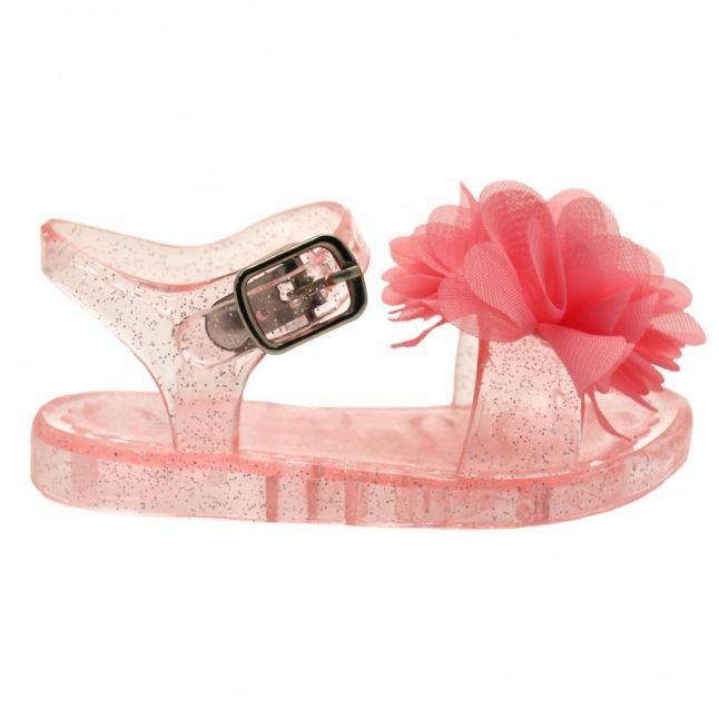 Girls Pink Fiore Sandals (20-28)