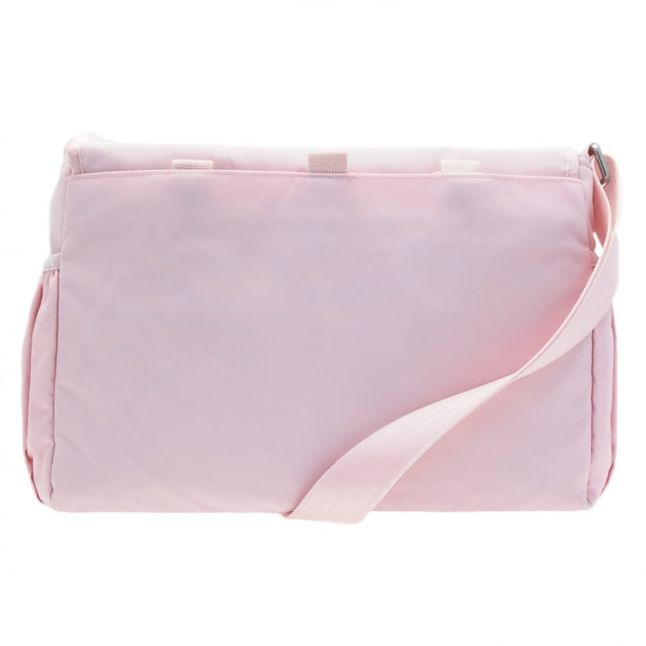 Baby Pink Branded Changing Bag