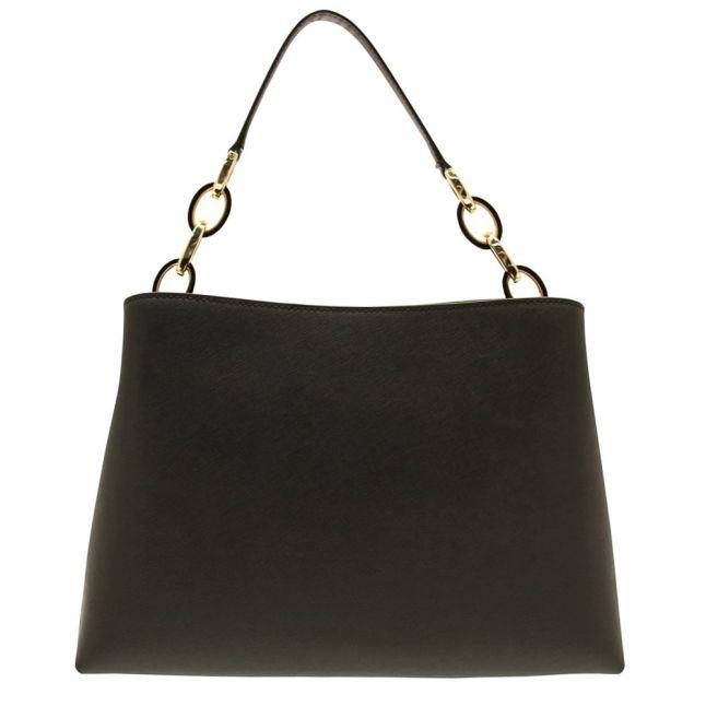 Womens Black Portia Large Shoulder Bag