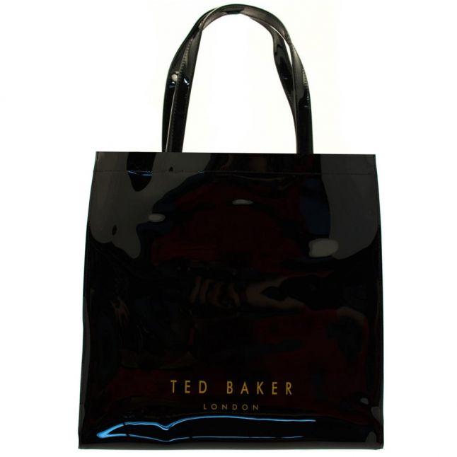 Womens Black Elacon Large Icon Bag