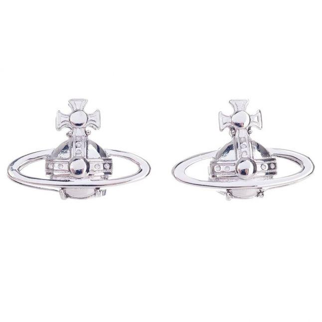 Womens Silver Suzie Earrings