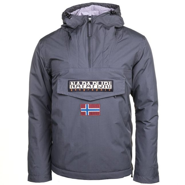 Mens Dark Grey Rainforest Winter Jacket