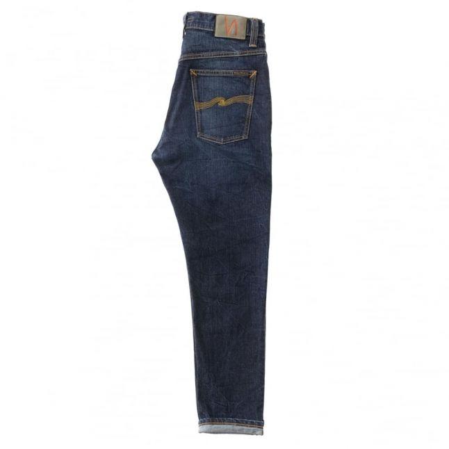 Mens Dark Fuzz Dude Dan Regular Fit Jeans