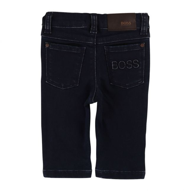 Toddler Rinse Branded Light Jeans
