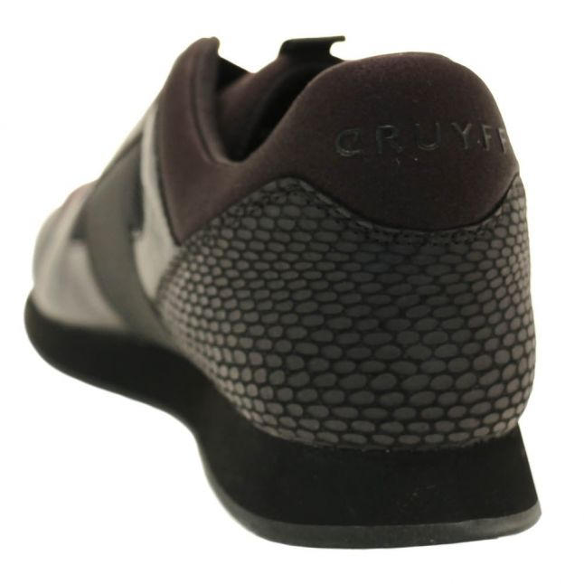 Mens Black Rapid Trainers