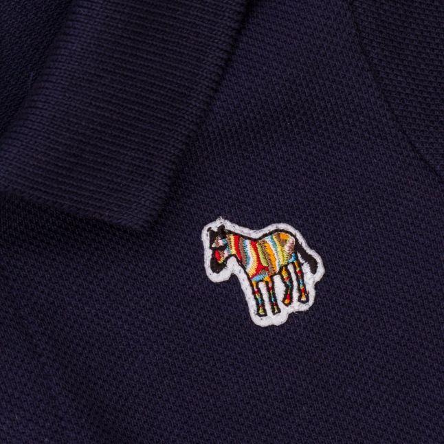 Baby Navy Naldrin S/s Polo Shirt