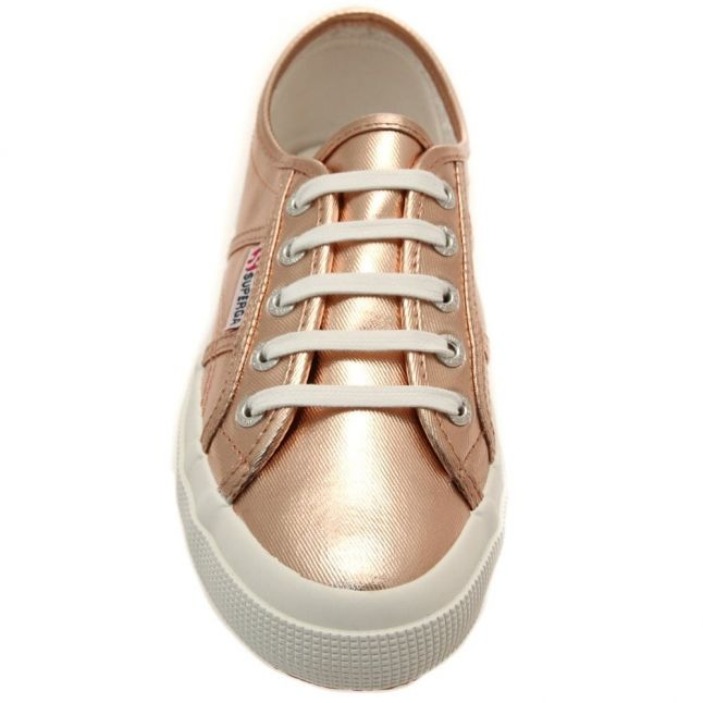 Womens Rose Gold Metallic 2750 Cotmetu Trainers