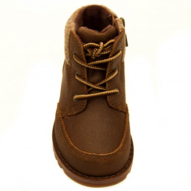 Toddler Chocolate Orin Wool Boots (5-11)