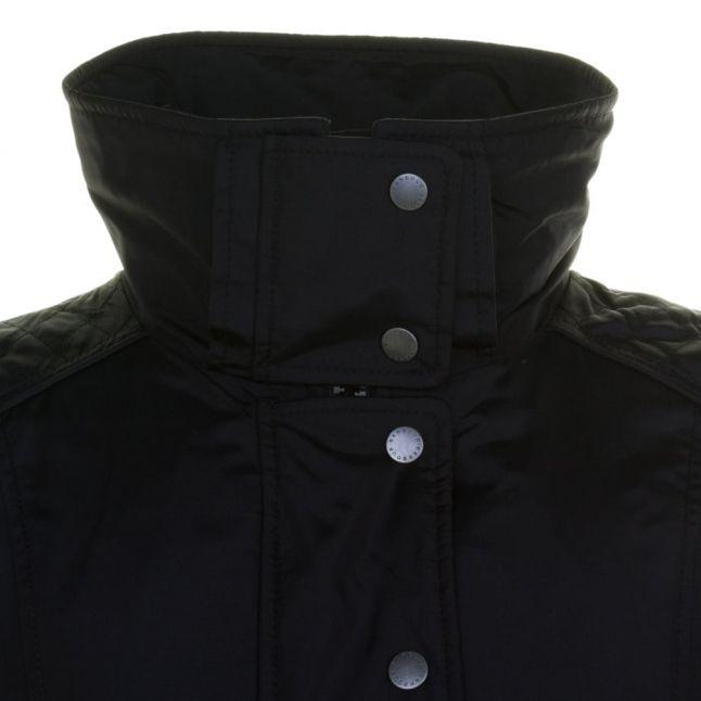 Womens Black Outlaw Waterproof Jacket