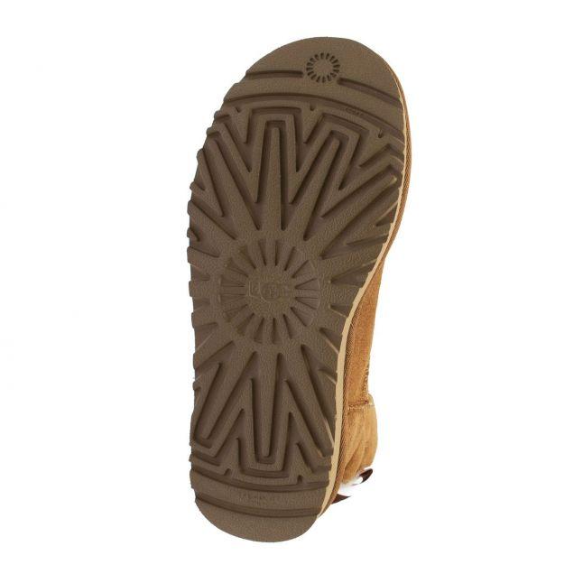 Womens Chestnut Mini Bailey Bow II Boots