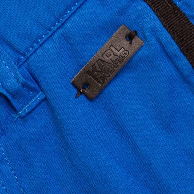 Karl Lagerfeld Boys French Blue Shorts