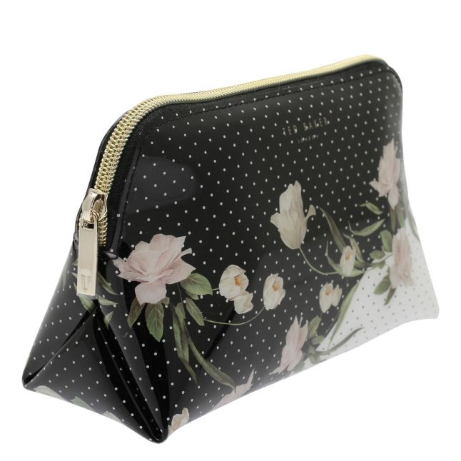 Womens Black Cordell Make Up Bag