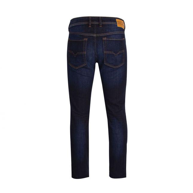Mens 009EY Wash Sleenker-X Skinny Fit Jeans